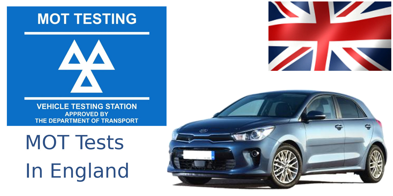 MOT Test in United Kingdom